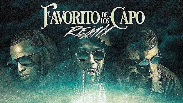 Escucha el último remix de Flow Mafia junto a Bad Bunny y Arcángel