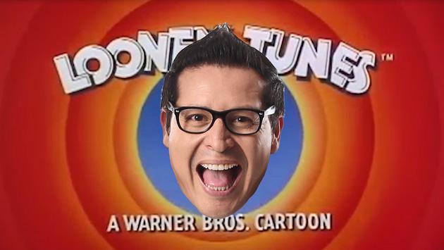 Escucha la parodia de los Looney Tunes en 'El Show de Carloncho'
