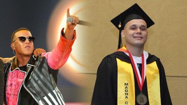 Esta es la historia del joven que se graduó con honores gracias a Daddy Yankee