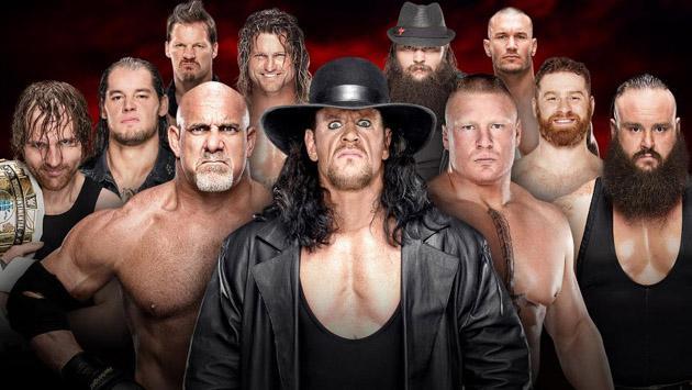 Esta sería la lista de luchadores de WWE Royal Rumble, su orden de entrada y el ganador