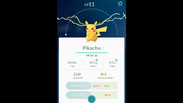 Si quieres comenzar con Pikachu en 'Pokémon Go', esto es lo que debes hacer