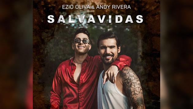 """Ezio Oliva estrena """"Salvavidas"""" junto a Andy Rivera"""