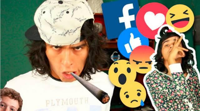 Ando Webi y lo típico de Facebook