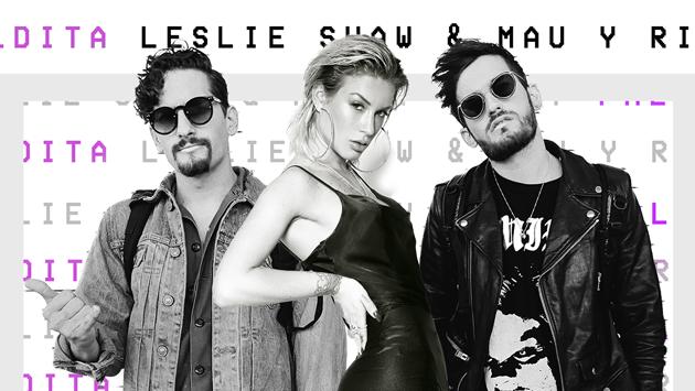 Leslie Shaw lanzará tema con Mau y Ricky