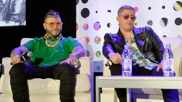 Farruko y Bad Bunny cantarán juntos en festival de música en México