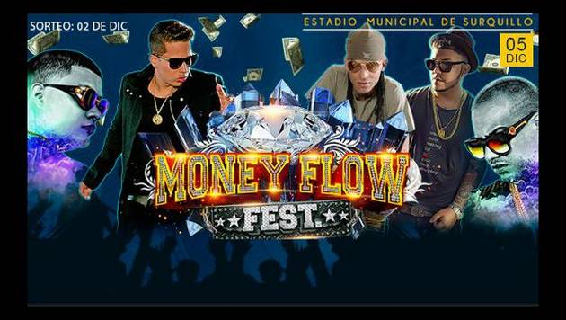 ¡Conoce a los ganadores! THE MONEY FLOW FEST: Jowell y Randy, Arcángel, De La Guetto y Jory
