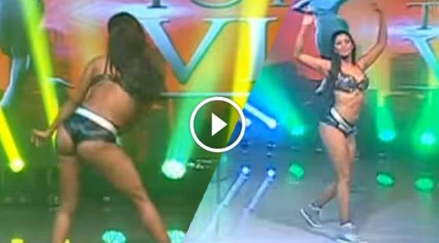 Rocío Miranda encendió la pantalla con este baile del 'totó'