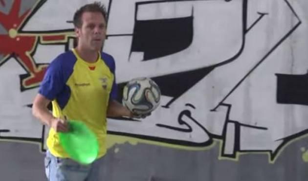 "Mira los ""trick shots"" del mundial Brazil 2014"