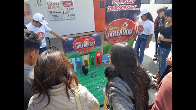 Generade y Radio Moda recorrieron Perú con estas sorpresas