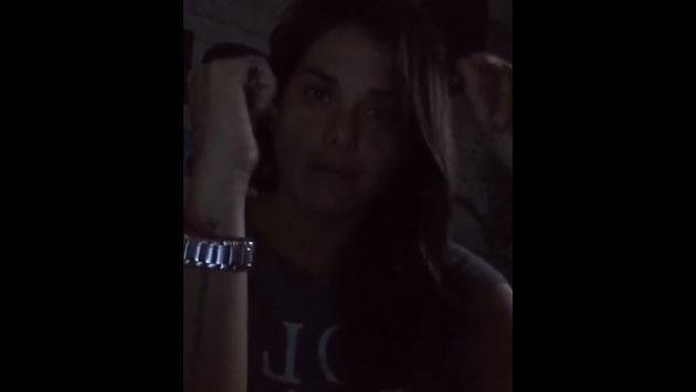 """Giovanna Valcárcel: """"Es que me gustas tú"""" [VIDEO]"""