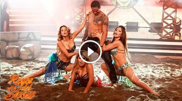 Yahaira Plasencia y Jonathan Maicelo bailaron juntos ¡Mira el video!