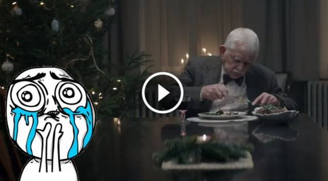 Lo que hizo este abuelo para reunir a su familia te romperá el corazón