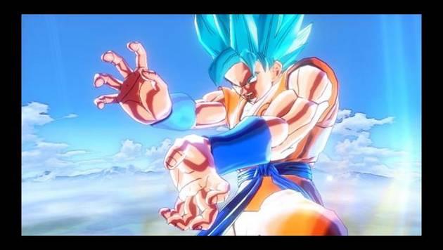 Dragon Ball Xenoverse: videojuego presenta a Gokú y Vegeta con el cabello azul