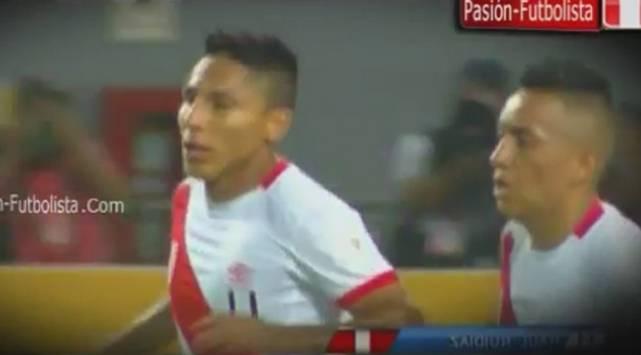 Perú vs Venezuela: Raúl Ruidíaz empató el partido con este gol
