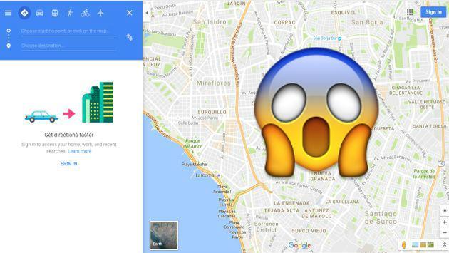 ¿Con esta actualización de Google Maps sabrás si tu pareja te es infiel!?