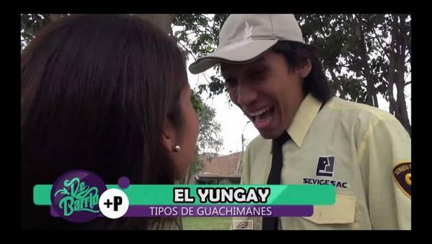 YouTube: De Barrio y los tipos de
