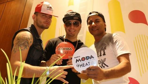 ¡EXCLUSIVO! 'Rocko y Blasty' dieron un adelanto de su nuevo tema a MODA