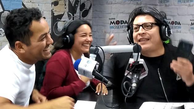 Renzo, Carloncho y Marianita impactaron con esta impro latin pop