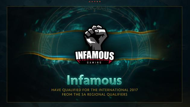 Infamous Gaming clasificó a The International: Perú va al Mundial de 'Dota 2' [VIDEO]