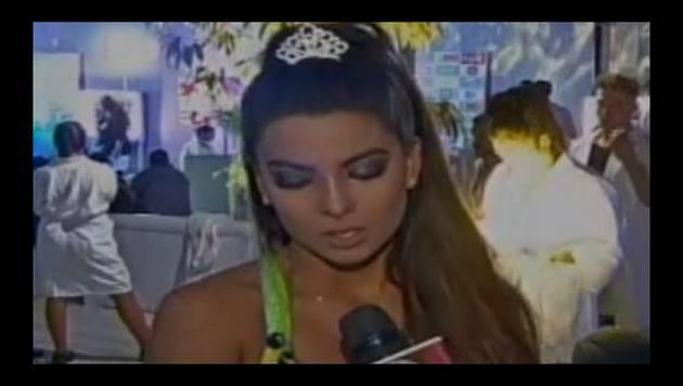 Ivana Yturbe sorprende con declaraciones sobre sus fotos íntimas