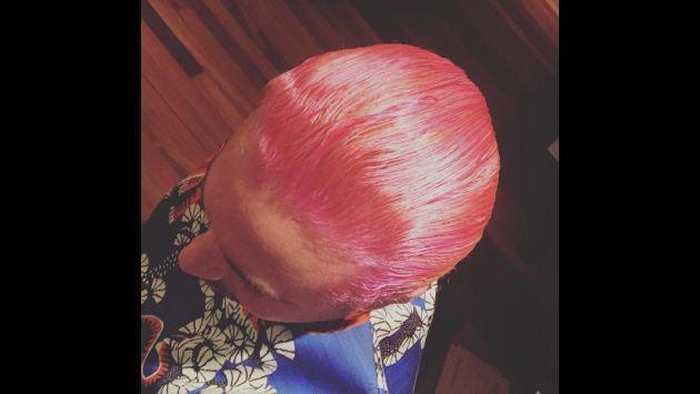 ¡J Balvin volvió a pintarse el cabello y así responde a las críticas!