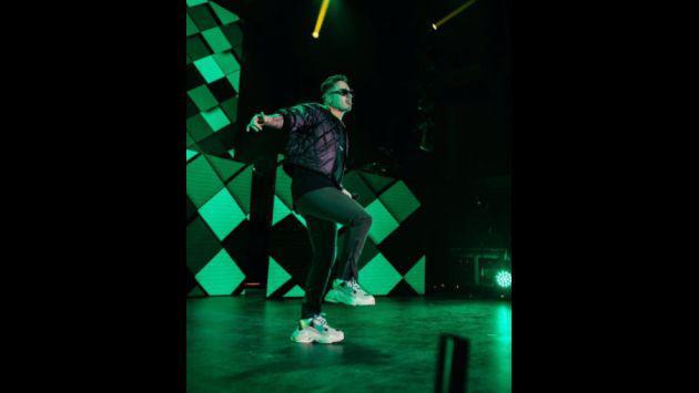 J Balvin la rompió en concierto en California [FOTOS]