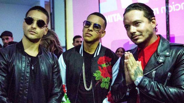 J Balvin, Daddy Yankee y Maluma se pronunciaron por terremoto en México