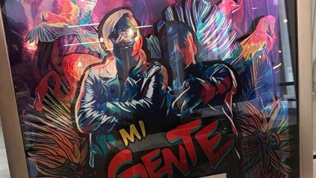 'Mi Gente' de J Balvin es Disco Platino en Alemania