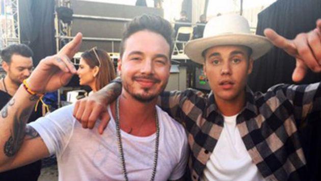¡J Balvin estará en conciertos de Justin Bieber! Aquí toda la información