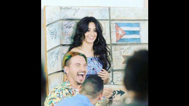 ¡Escucha un avance del tema que grabaron J Balvin y Camila Cabello para Rápidos y Furiosos 8!