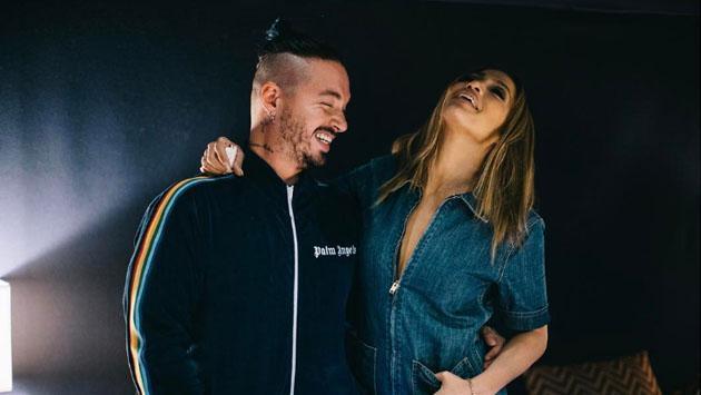 J Balvin y Jennifer Lopez se las traen
