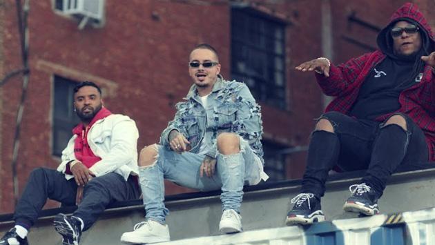 J Balvin estrena el video de su sencillo 'No es Justo' con Zion y Lennox