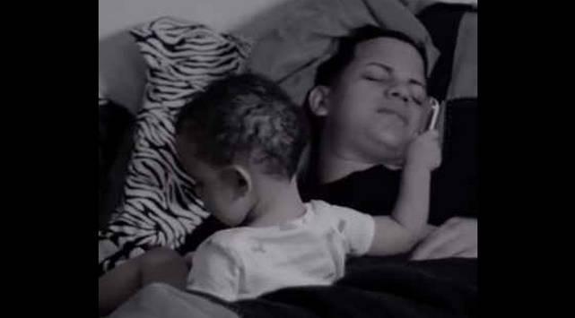 J Álvarez aparece en videoclip con sus hijos