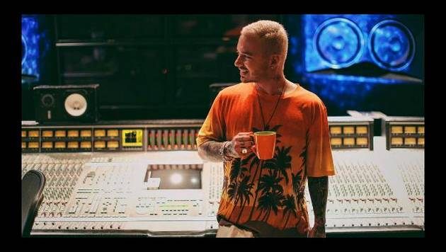 Así la pasa J Balvin en el backstage de 'La Voz' [VIDEO]