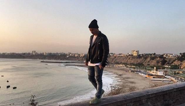 J Balvin pasea por Lima luego del All Music Fest