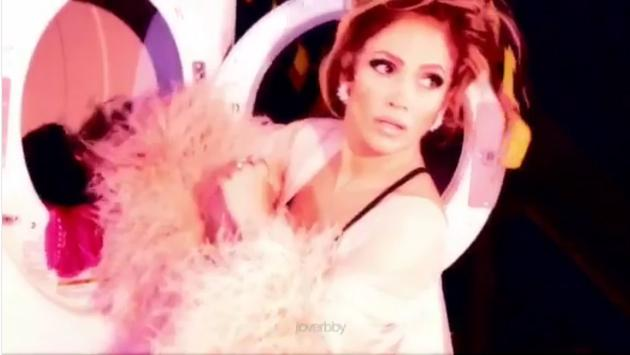 Jennifer Lopez en un infartante video para la revista Paper [FOTOS]