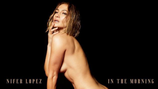 Jennifer López posó completamente desnuda en Instagram