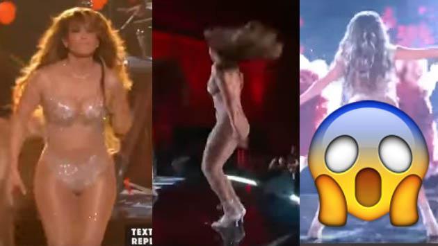 Jennifer Lopez sorprendió al público del 'One Voice: Somos Live!' con twerking [VIDEO]