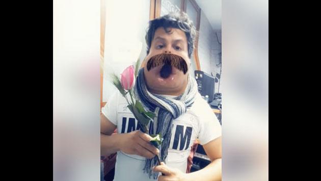 Jojojonathan está en modo romántico [VIDEO]