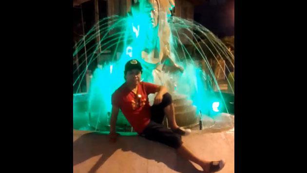 Jojojonathan y sus problemas con el agua hasta cuando no llueve [VIDEO]