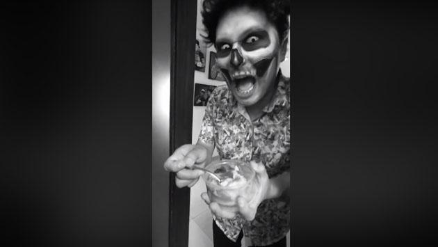 Jojojonathan ya consiguió disfraz para el Halloween de Moda [VIDEO]