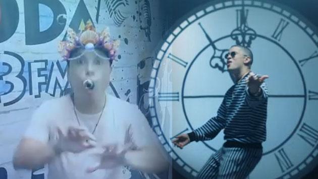 Jojojonathan ya está 'encendido' con 'El baño', de Enrique Iglesias y Bad Bunny [VIDEO]