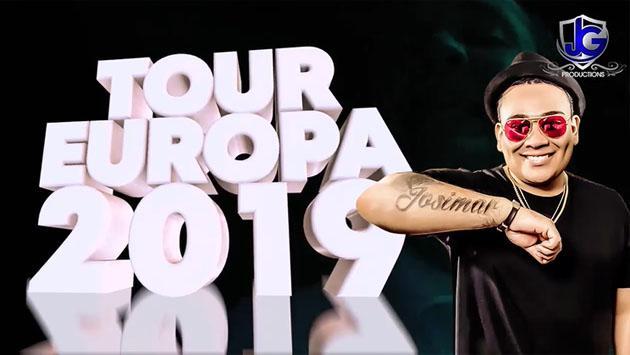 ¡Josimar y su Yambú tendrá una gira por Europa en el 2019! [VIDEO]