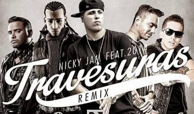 Travesuras de remix pasa el millón de vistas
