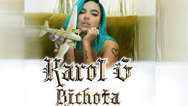 Karol G anuncia gira 'Bichota tour' 2021