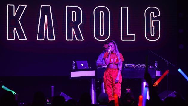 Karol G estará en importante festival en España para el 2019