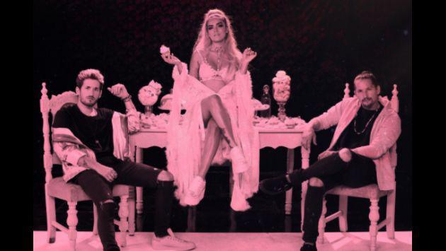 Checa la última colaboración de Karol G con los hijos de Ricardo Montaner [VIDEO]