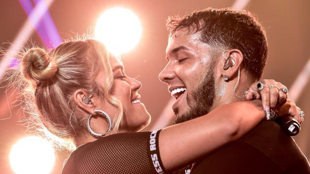 Karol G y Anuel AA confiesan que harán gira para pasar más tiempo juntos