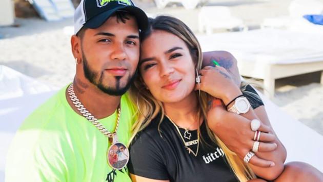 Karol G y Anuel AA se reencuentran y se muestran muy amorosos en Instagram