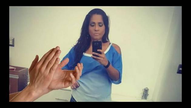 Katia Palma sorprende mostrando su apoyo a esta campaña